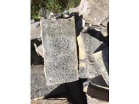 Breeze block / concrete blocks bricks / hardcore