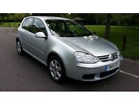 2005 Volkswagen Golf 2.0 SDI S 5dr MOT History, Good Runner @ 07725982426@