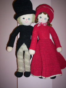 Period Costume Lady & Gent