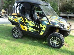 2011 Bombardier Can Am 1000 Commander