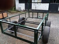 9ft x5ft twin axle trailer frames
