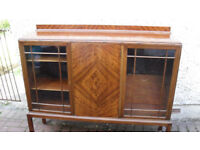 Vintage 3 door Sideboard