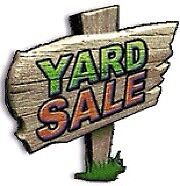 Clearing out all the closets! 2 household Yard sale -Sat & Sun