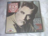 Vinyl LP Charlie Rich – Original Hits & Midnight Demos UK Sun CDX 10 £
