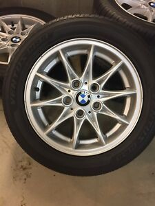 bmw rims and tires 225/50R16