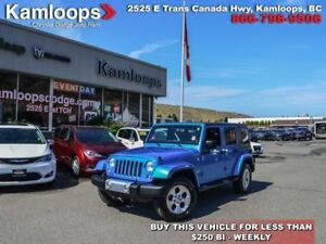 2014 Jeep Wrangler Unlimited Sahara  -  A/C