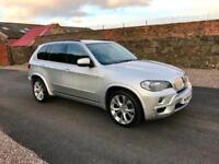 2009 BMW X5 3.0 30sd M Sport 5dr