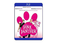 7 x The Pink Panther Blu ray Region Free, new sealed rare deleted item