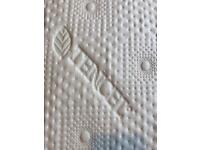 Latex mattress topper. King size.