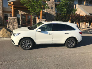 2015 Acura MDX Nav package