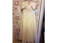 Plus size!! Wedding Dress