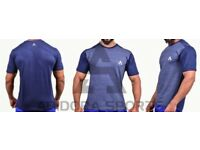 The new adidora sports Gym fit T-shirt