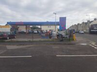Established Hand Car Wash Valeting Business For Sale - Large Petrol Station Land - Busy Main Road