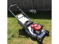 Honda hr194 petrol self propelled mower