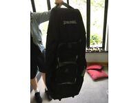 Spalding golf carry case travel bag