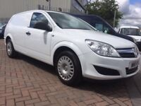 ***BARGAIN*** VAUXHALL ASTRA VAN 2011 CDTI DIESEL FULL HISTORY SUPERB CONDITION AND DRIVE IMMACULATE