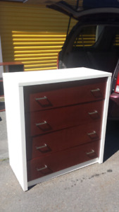 Large Solid Wood Dresser **Delivery Included**