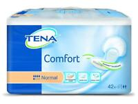 9 packs of TENA COMFORT NORMAL incontinence pads (X42) unisex