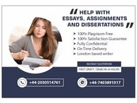 IMMEDIATE HELP ON Dissertation / Essay / Assignment / Coursework / Tuition /Proposal / SPSS / Matlab