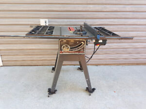 """Tablesaw Craftsman 10"""" Cabinetmakers Series"""