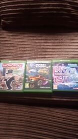 Xbox 1 games and microphone