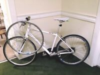Womens Specialized Vita Elite 2012 hybrid bike
