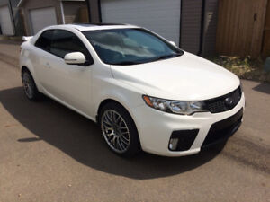 2013 Kia Forte SX Coupe Must Sell!!