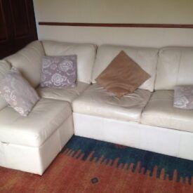 corner suite sofa bed with underseat storage