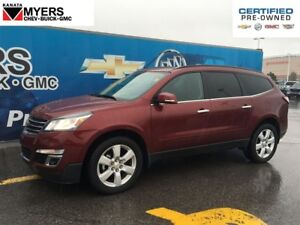 2016 Chevrolet Traverse LT AWD, SUNROOF, 7 PASS, TOW PKG