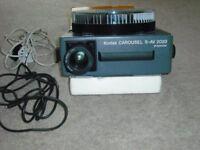 Kodak Carousel S-AV 2020 Projector