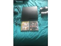 PS3 SLIM 320GB NOT XBOX ONE 360 PS4