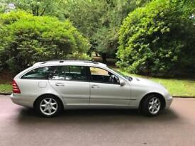 Mercedes-Benz C240 2.6 AUTOMATIC Elegance SE,BIG SPEC,Family Buisness Est 1996