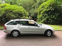 Mercedes-Benz C240 2.6 AUTOMATIC Elegance SE,BIG SPEC,Family Buisness Est 1996