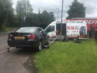 RM Tyres, Eglish - New and Part Worn Tyres and Mobile fitting service