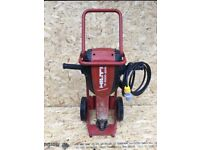 Hilti TE 3000 AVR 110v Heavy Duty Breaker Plus New Chisels