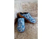 """Clogs, great for walking, gardening or """"just-because!"""