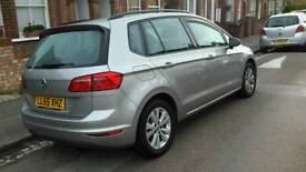 Volkswagen Golf sv 1.4 tsi 5 door