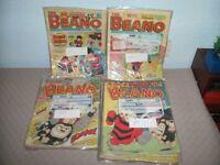 Beano comics