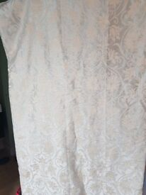 Great quality, lined pencil pleat curtains x2 pairs. 1.6m width by 2.0m drop. £25 each pair.
