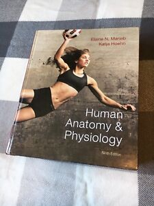 Science physiology textbook
