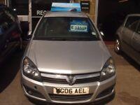Vauxhall Astra 1.6 i 16v Design 5dr (Twinport