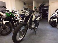 Derbi Senda Cross City 125cc Manual Motorcycle, Low Miles, V Good Condition, ** Finance Available **