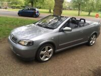 Vauxhall Astra Coupe Convertible