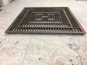 LOOKING FOR A FLOOR GRILL