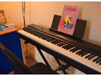 PIANO LESSONS IN MANCHESTER. 15 POUNDS/HOUR. BEGINNERS AND INTERMEDIATE STUDENTS.