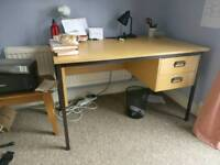 Desk study table. Professional great quality.