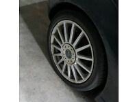Ford alloys 17 inch