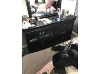 Free draws and mirror