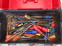 job lot tools and tool boxes £40 the lot