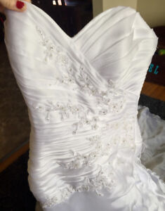 Size 2 wedding dress